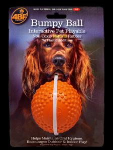 BUMPY BALL NARANJA