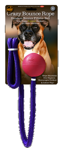 CRAZY BOUNCE ROPE ROSA