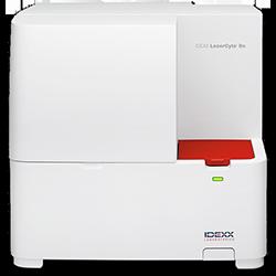 Analizador de hematología LaserCyte Dx